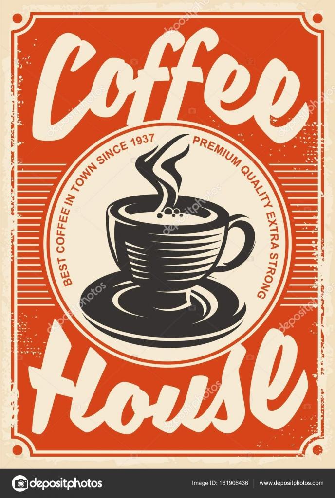 https depositphotos com 161906436 stock illustration coffee house retro poster design html
