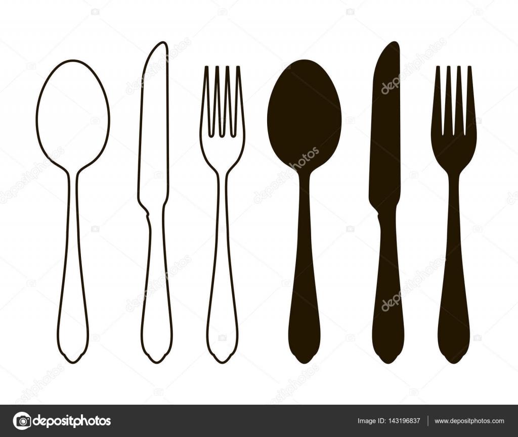 Cutlery Table Setting