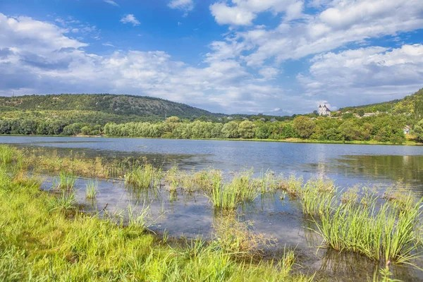 beau paysage de Moldavie — Photographie Russieseo © #123283588
