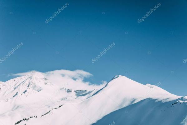 Альпы — Стоковое фото © AlexGukBO #186658012