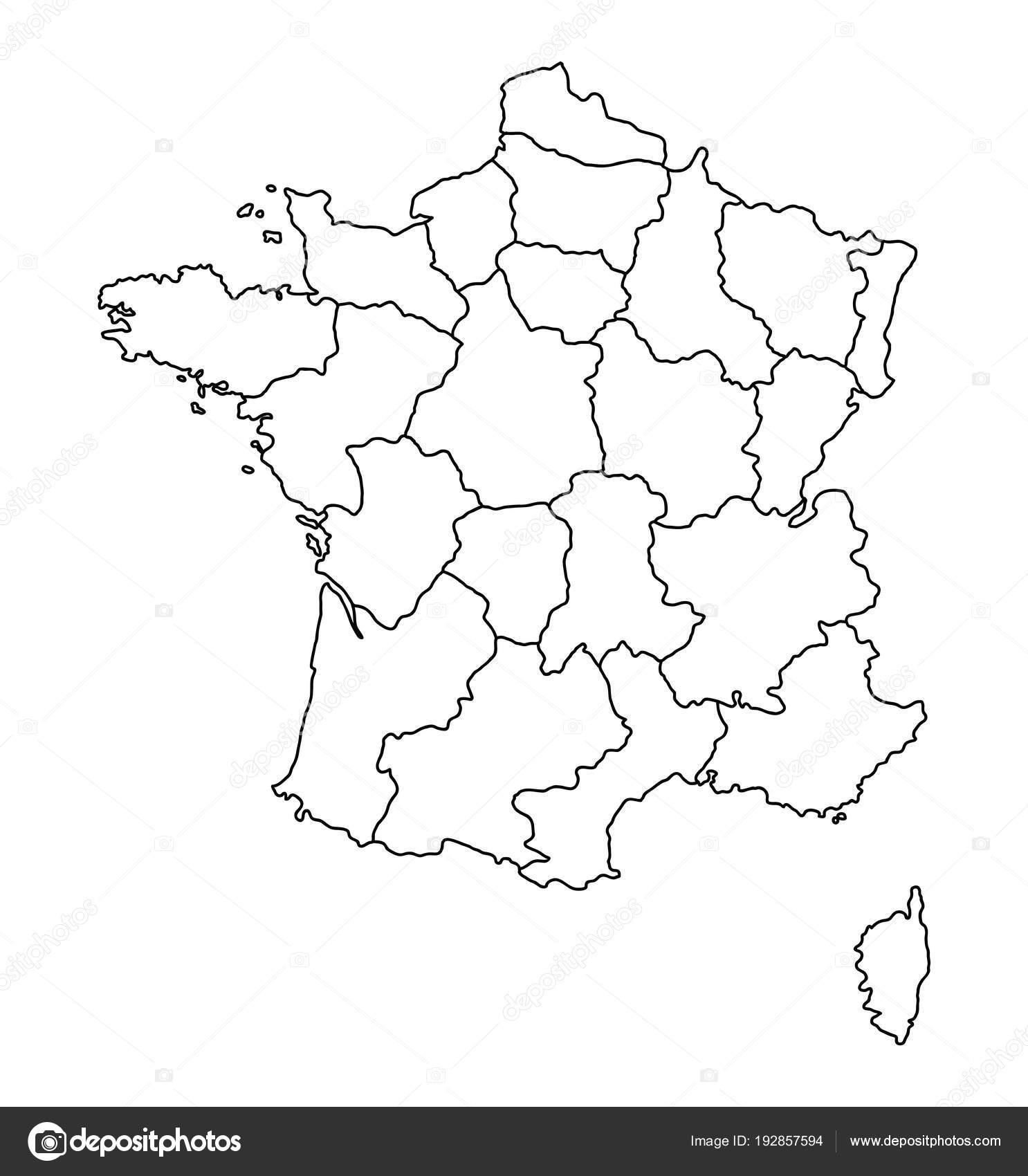 Cartina Spagna Fisica