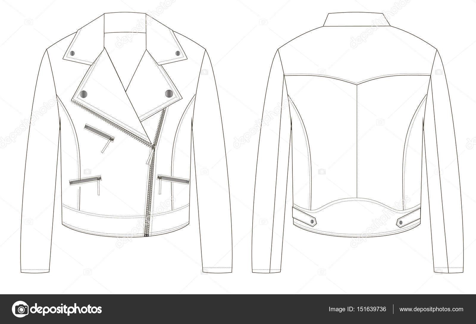 Er Jacket Leather