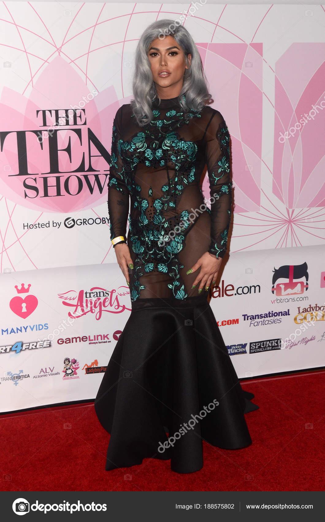 Domino Presley Pa 2018 Te Awards Avalon Hollywood Ca  Foto Av