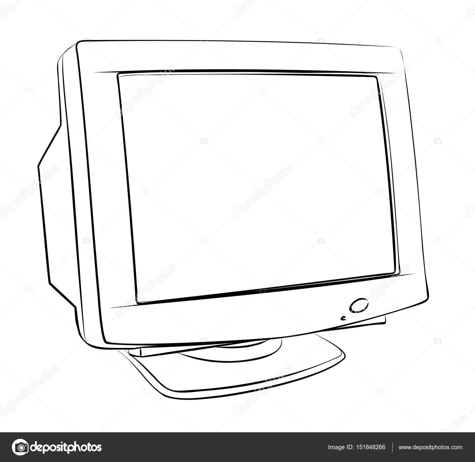 Na Monitoru Skica