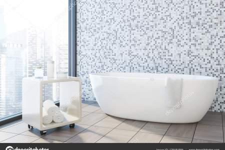 Beste Interieur Ontwerp » grijze tegels badkamer   Interieur Ontwerp