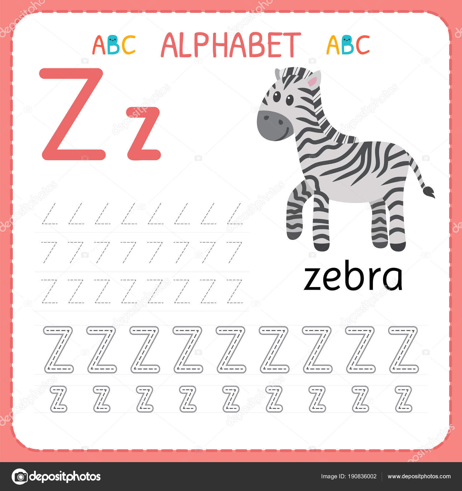 Feuille De Suivi Alphabet Prescolaire Et Maternelle
