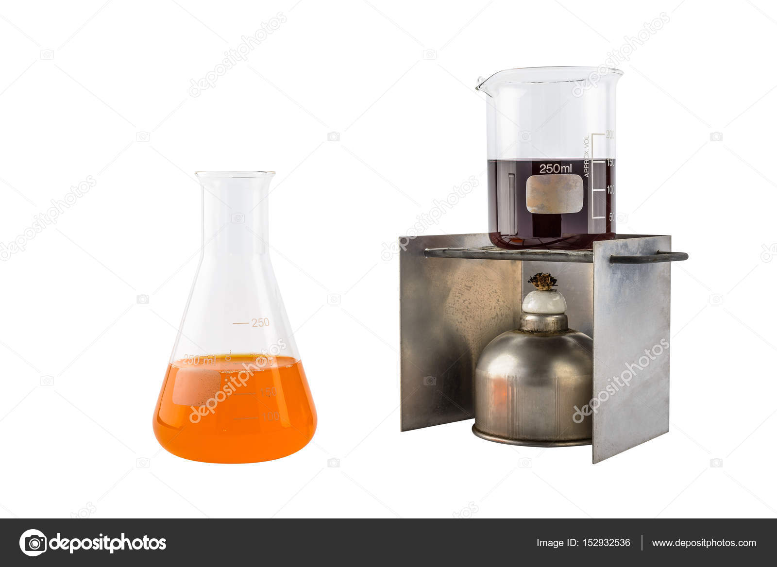 Laboratory Equipment Test Tube And Alcohol Lamp Test Tube