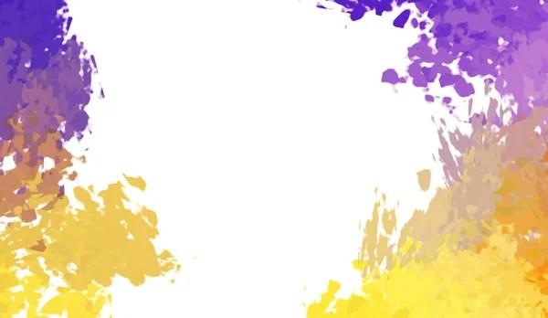 Pintado Pintado Fondo Abstracto Pincelada Pincelada Pintura Fondo Pantalla Vibrante - Foto de ...