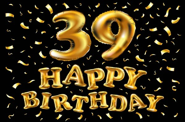 ᐈ 39th birthday cake ideas stock images, Royalty Free happy 39th birthday  vectors | download on Depositphotos®