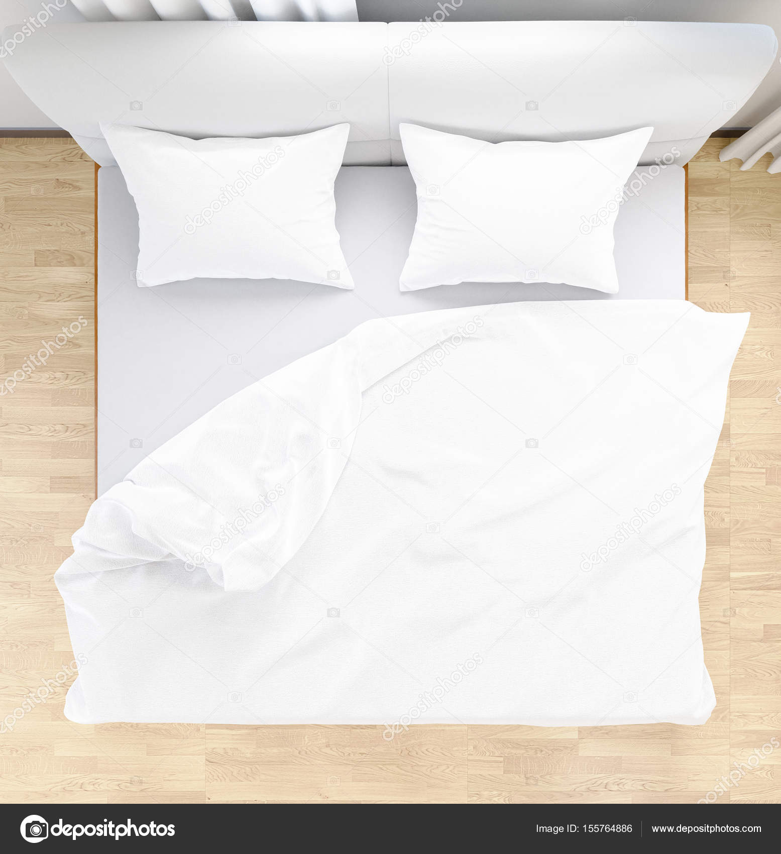 https depositphotos com 155764886 stock photo bed sheets and pillows messed html
