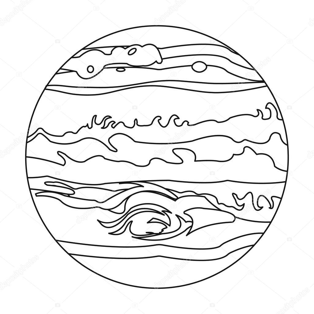 Jupiter Clipart