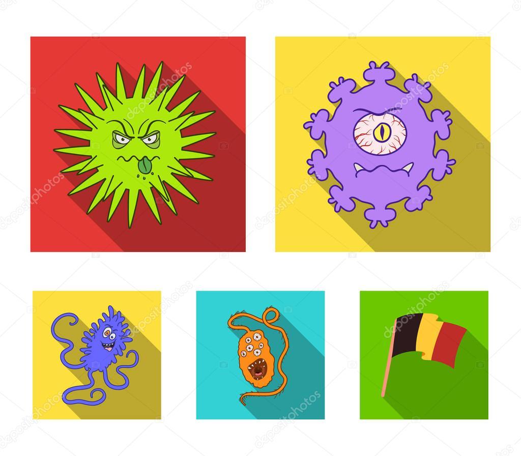 Differents Types De Microbes Et De Virus Virus Et