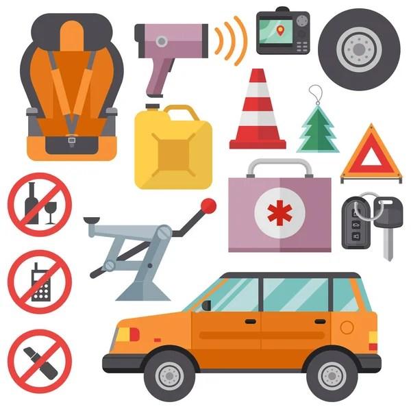 Автомобильный транспорт иконка символа транспортного ...