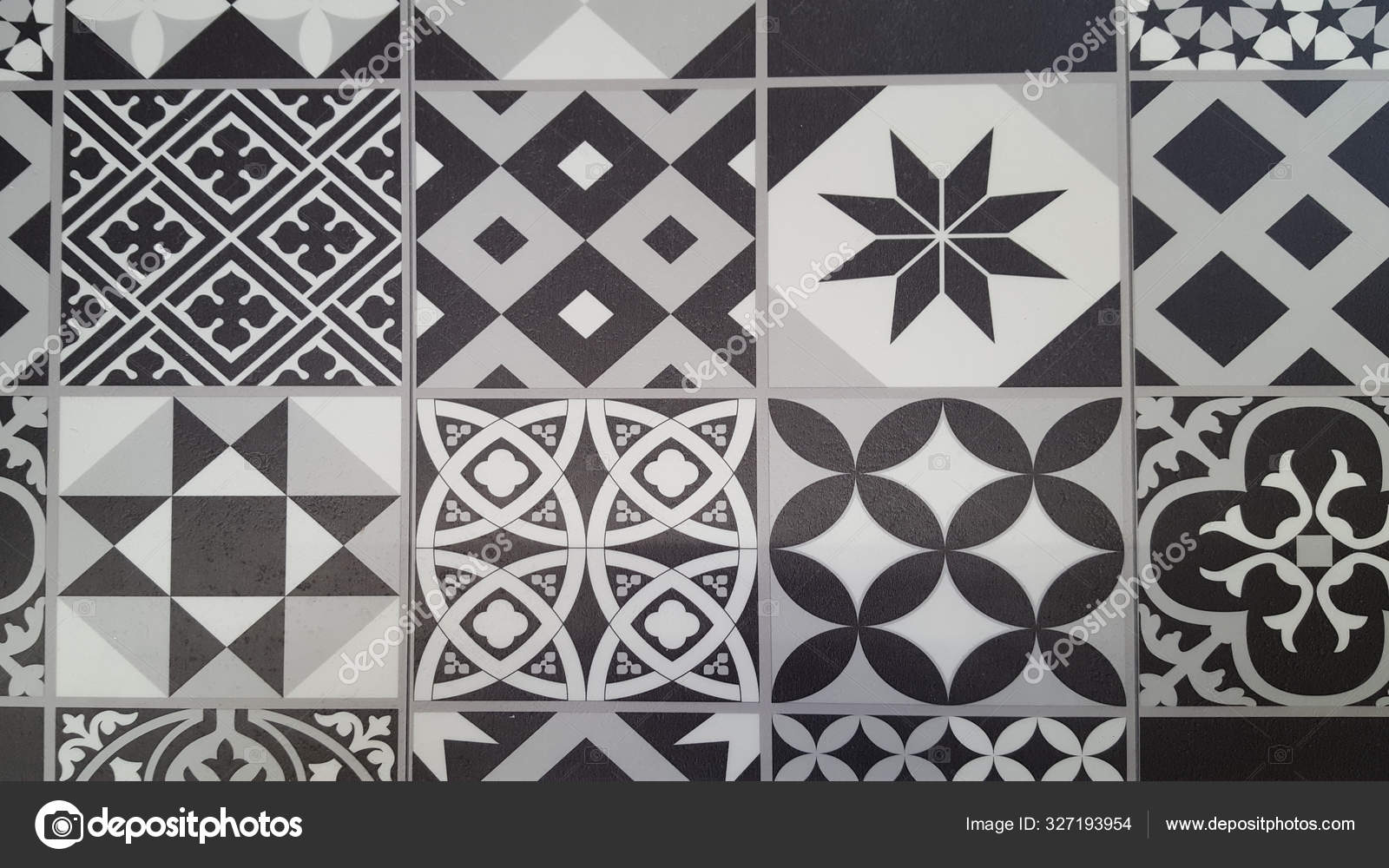 https depositphotos com 327193954 stock photo vintage ceramic tile texture black html