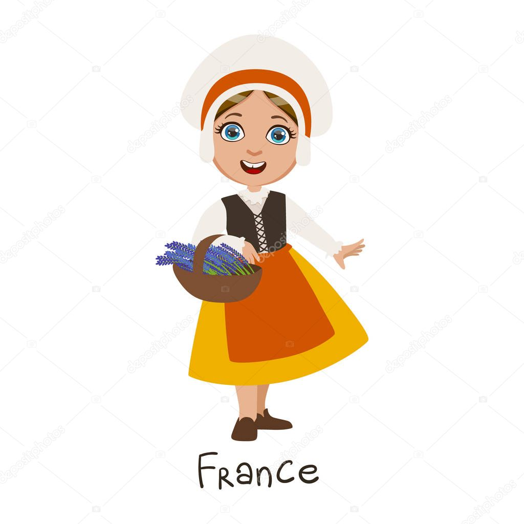 National Dress Of France