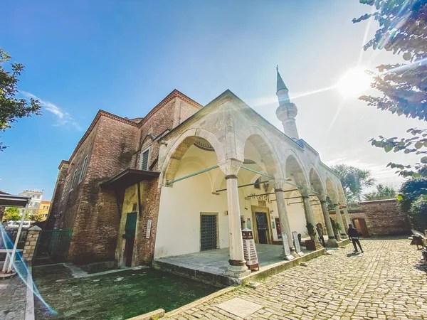 Малой Святой Софии построен в 527-536, как церковь Святых ...