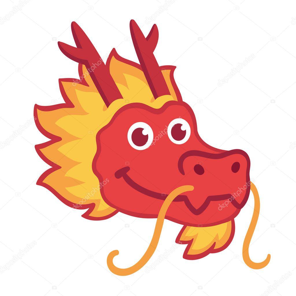 Tete De Dragon Chinois