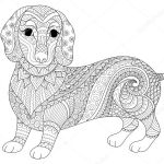 ᐈ Cute Dachshund Stock Drawings Royalty Free Dachshund Illustrations Download On Depositphotos