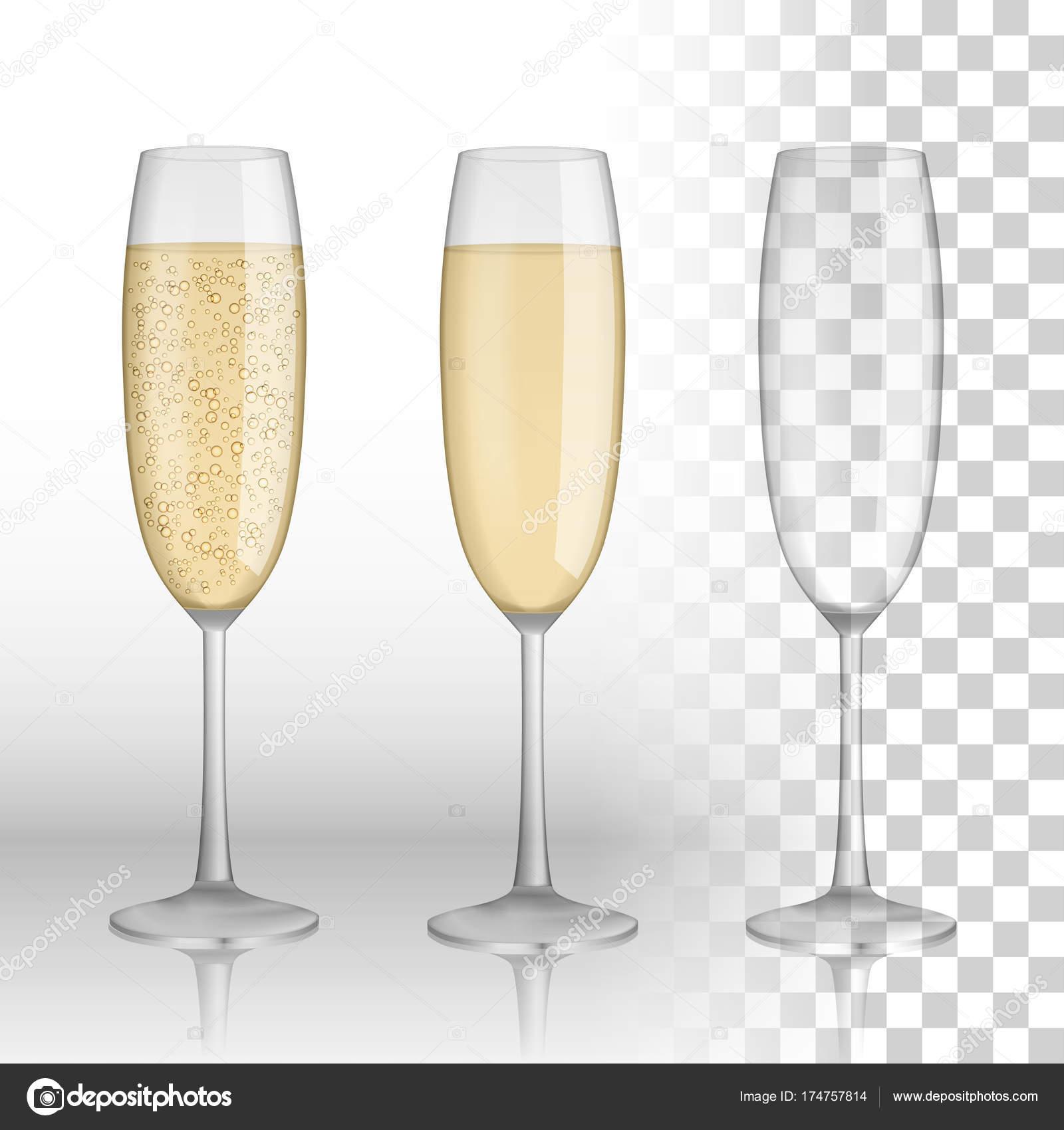 Fondo Copas Champagne Sin