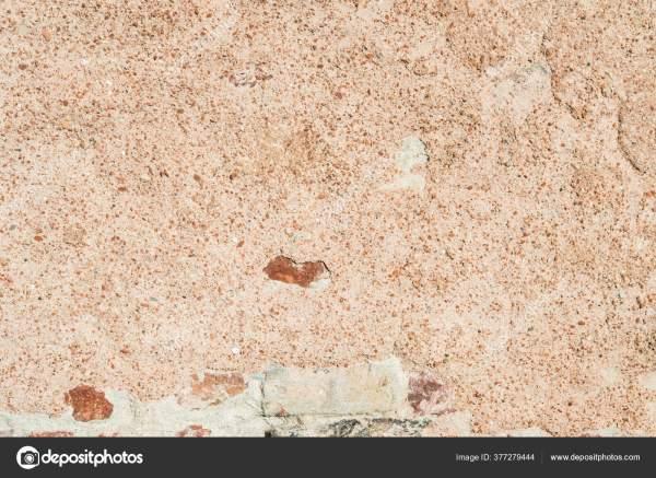 Текстура поверхности стены бетонного розового цвета ...