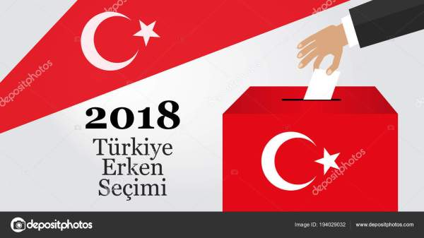 elections in Turkey 2018. Turkish: Early Election 2018 ...