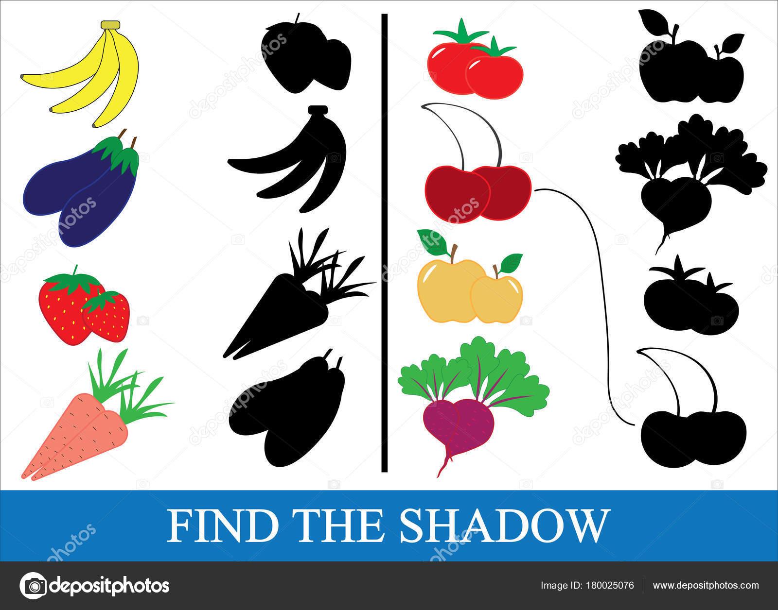 Juegos Para Colorear Frutas Y Verduras