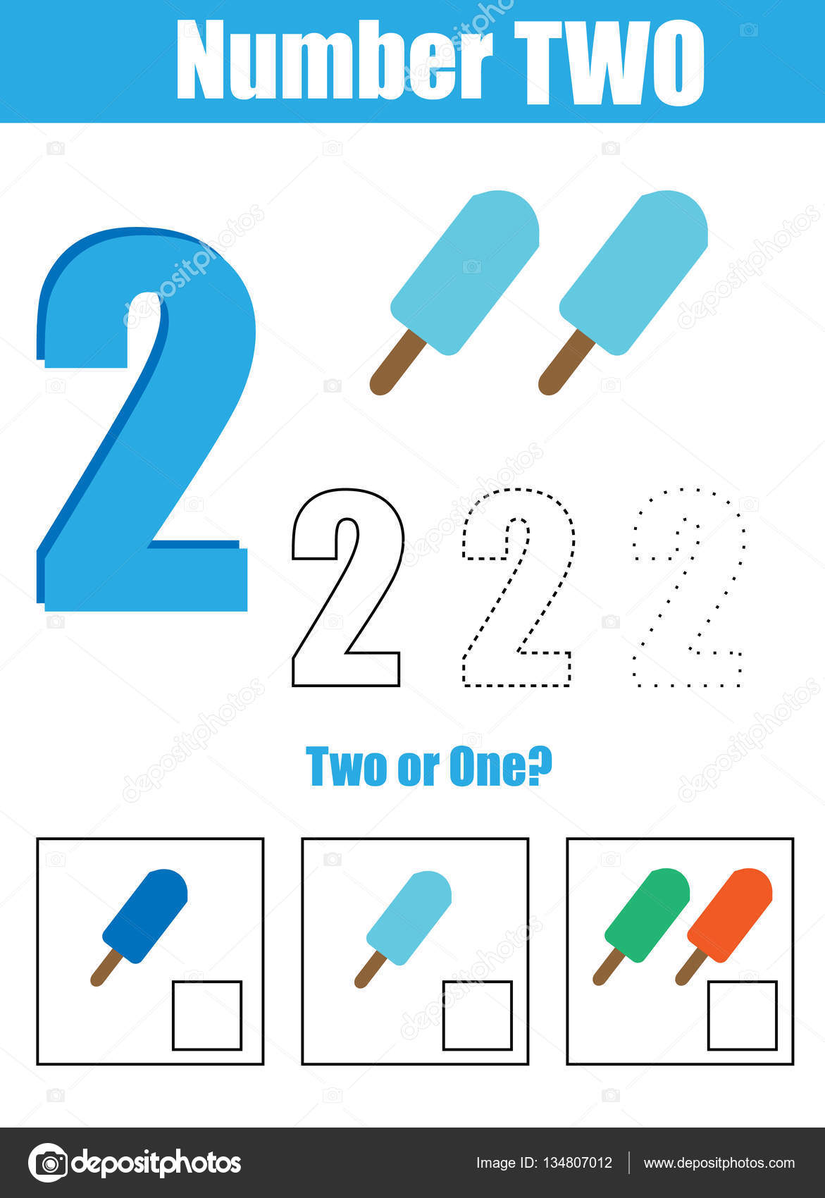 Handwriting Practice Learning Mathematics And Numbers