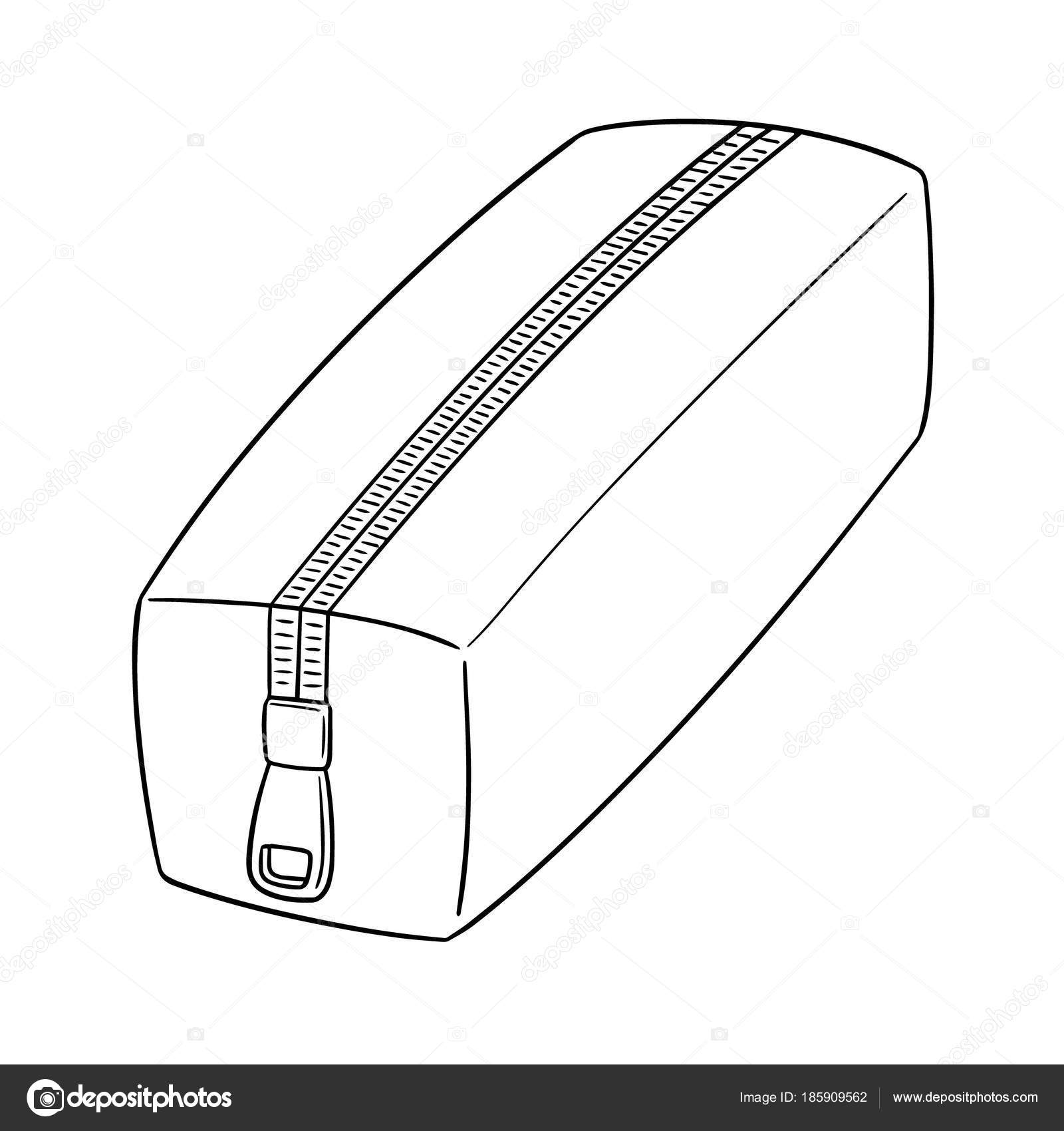 Vector Pencil Case
