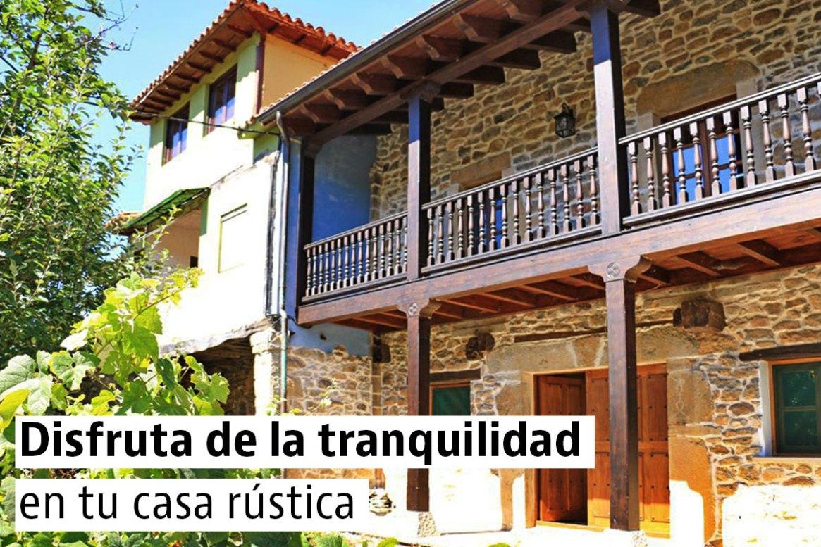 Casas y apartamentos rurales baratos