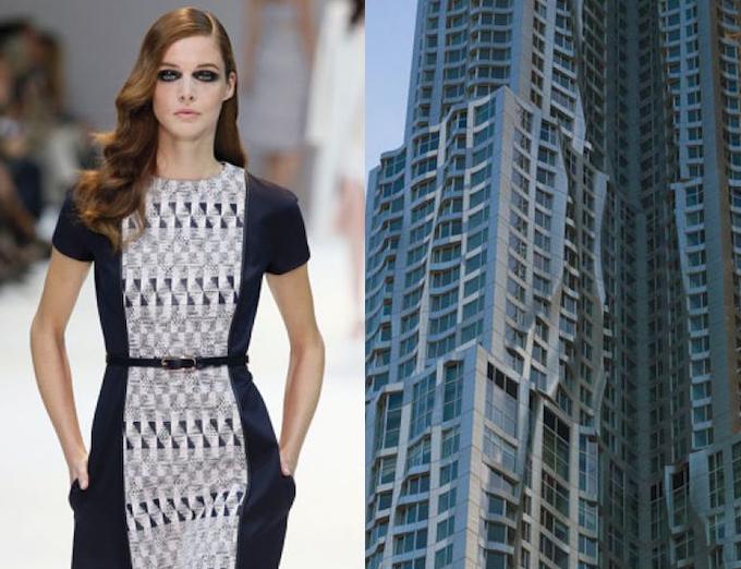 Guy Laroche 2014 | Frank Gehry Beekman Tower en Nueva York