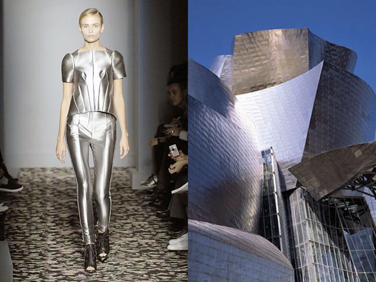 Balenciaga Spring 2008 | Museo Guggenheim de Bilbao