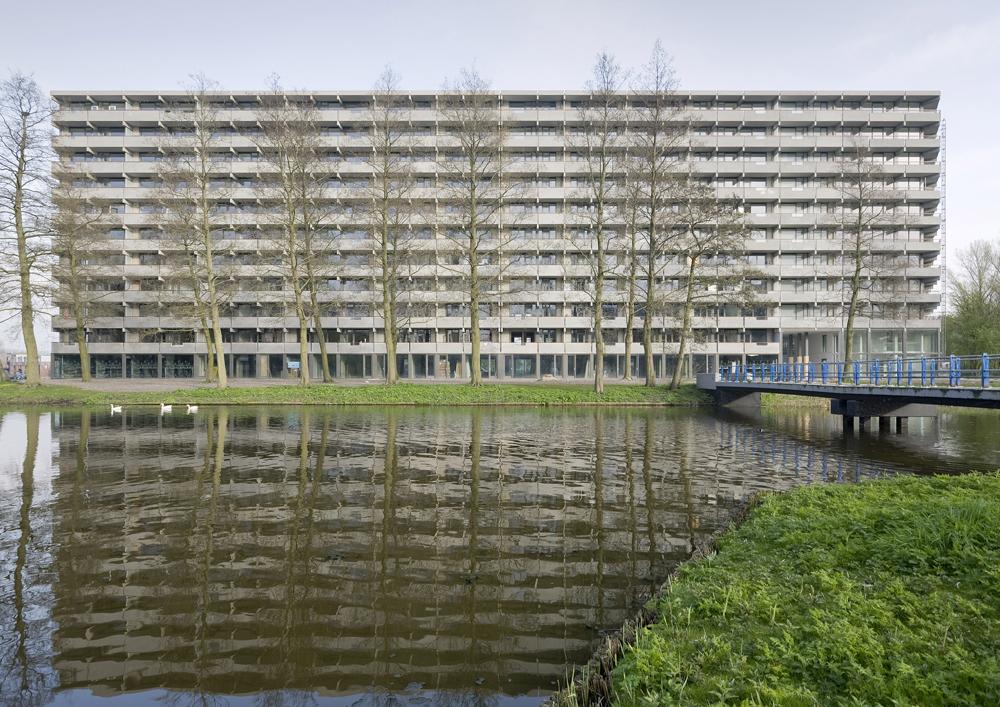 El edificio Kleiburg / Marcel van der Brug