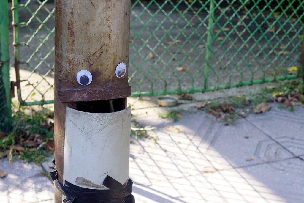 Eyebombing Bulgaria