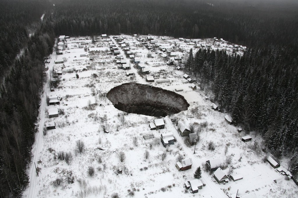 Región de Perm (Rusia), 20 de noviembre de 2014