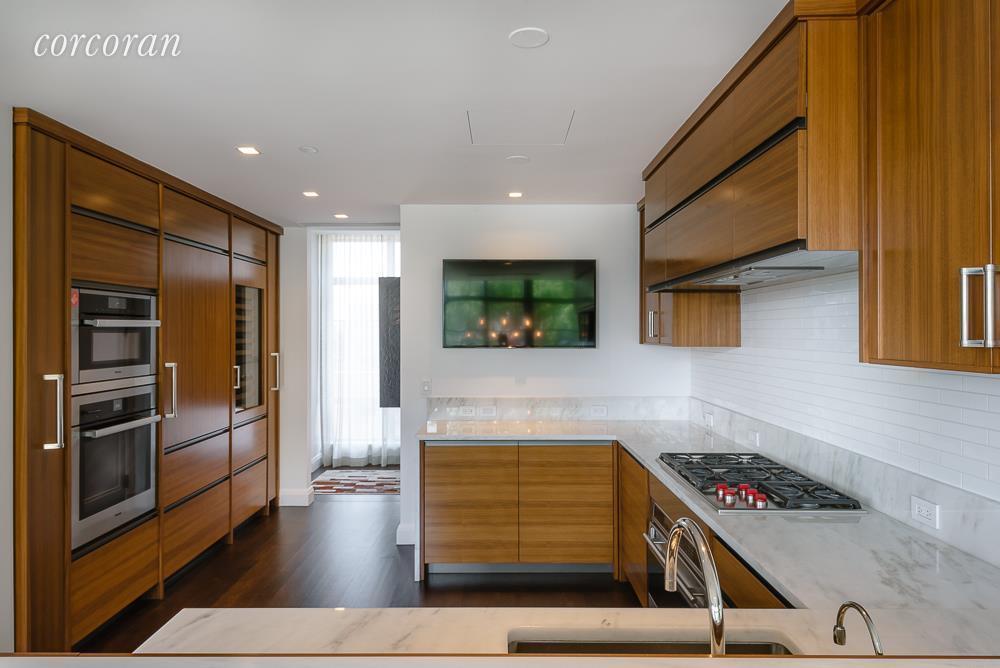 Una cocina de último modelo