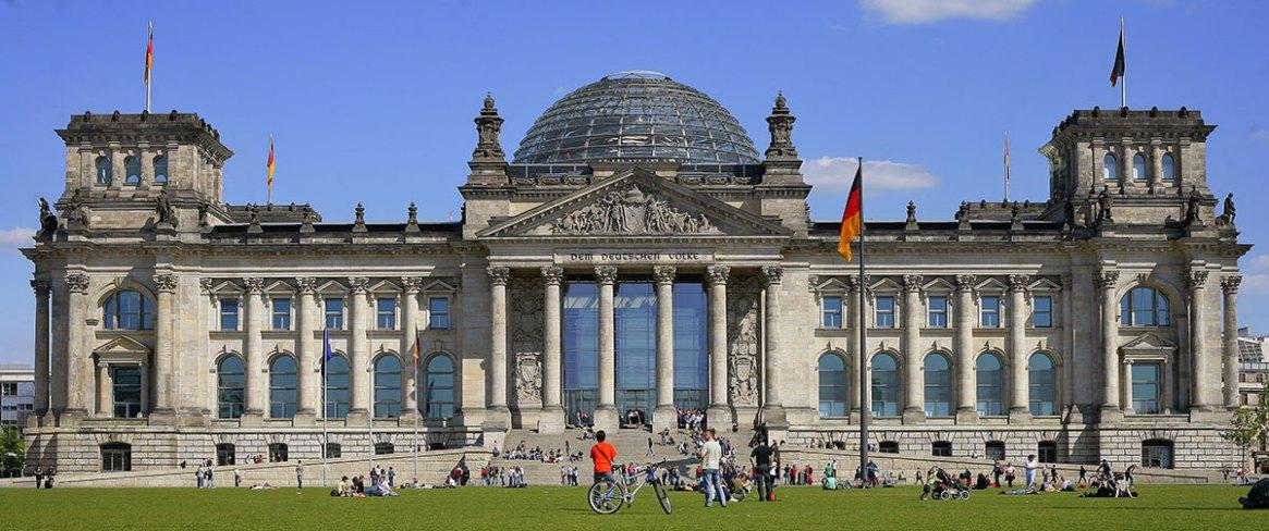 Bundestag / Wikimedia commons