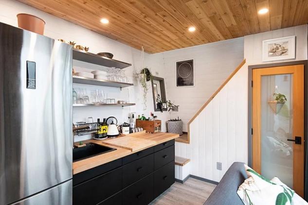Un espacio para cocinar