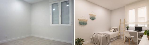 Dormitorio / Become a Home