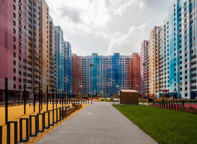 Ubicado en el distrito Dmitrovskoe Shosse / Mosproekt-3 y Iosa Ghini Associati