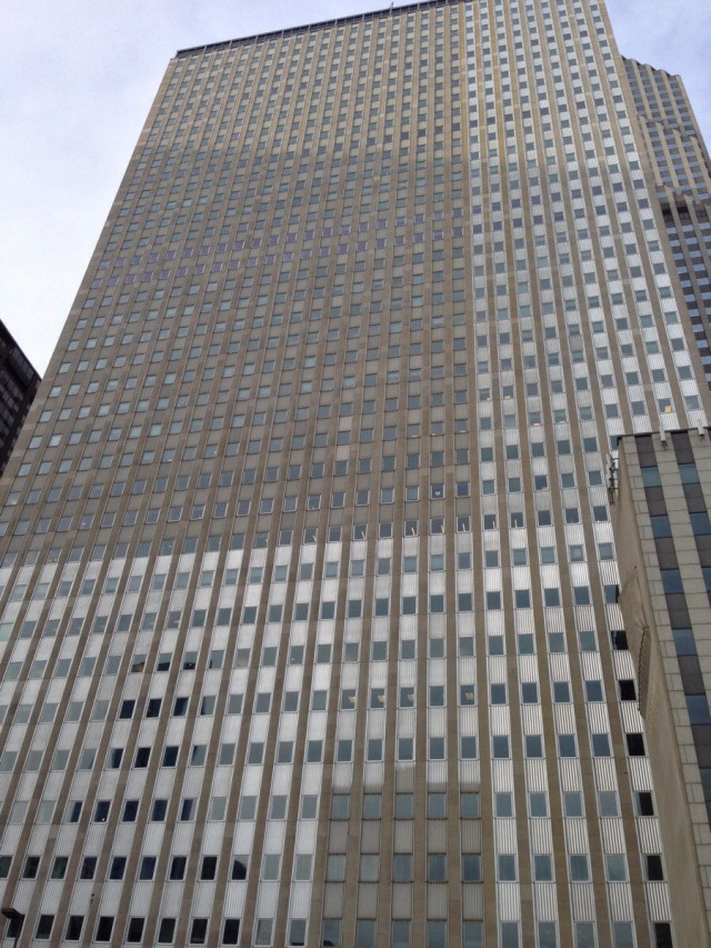 Prudential Building en Chicago (EEUU)