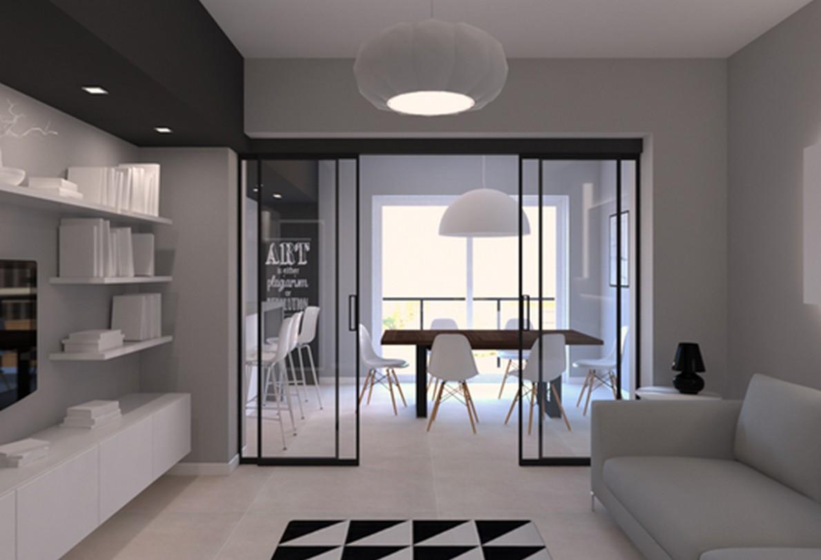 Cambiare i sanitari, ad esempio. Idee Per Ristrutturare Una Casa Su Due Livelli E Renderla Piu Moderna E Funzionale Foto Idealista News