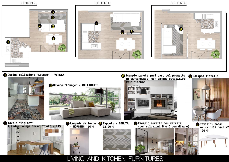 Ingresso, salone di circa 30 mq, cucina abitabile. Come Trasformare Un Bilocale In Trilocale Idealista News