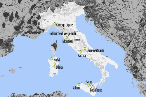 Casas en Italia por un euro