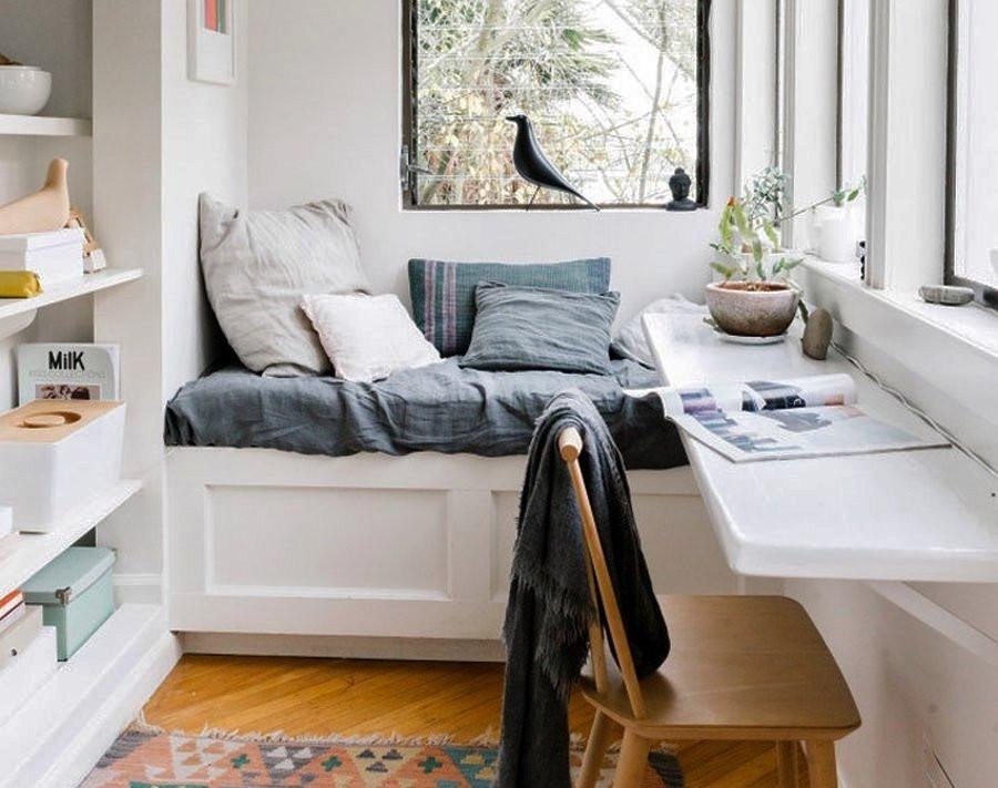 Ci sono diverse idee per cabine armadio che possono adattarsi a piante e configurazioni differenti. Come Arredare Lo Studio 7 Idee Per Chi Lavora Da Casa Idealista News