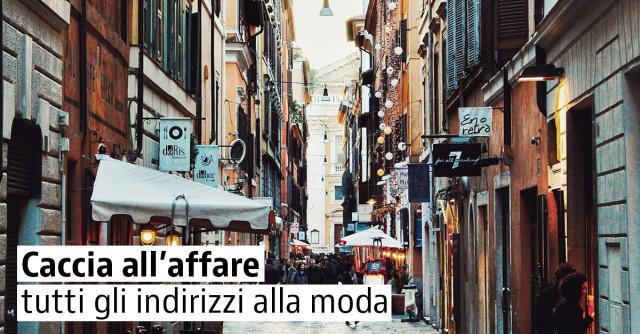 Saldi Dinverno 2018 Nelle Città Italiane Dello Shopping