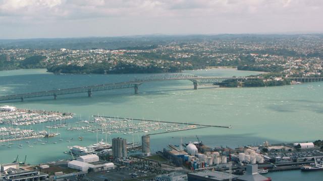 Em Auckland os preços das casas aumentaram 75% nos últimos quatro anos / Wikimedia commons