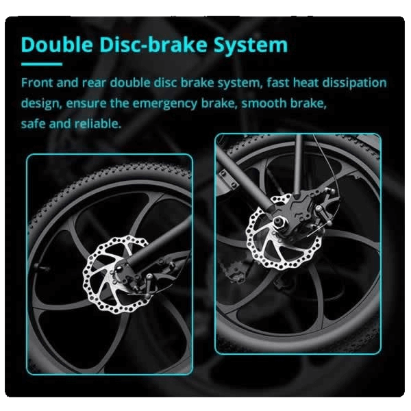 Double Disc Brake System