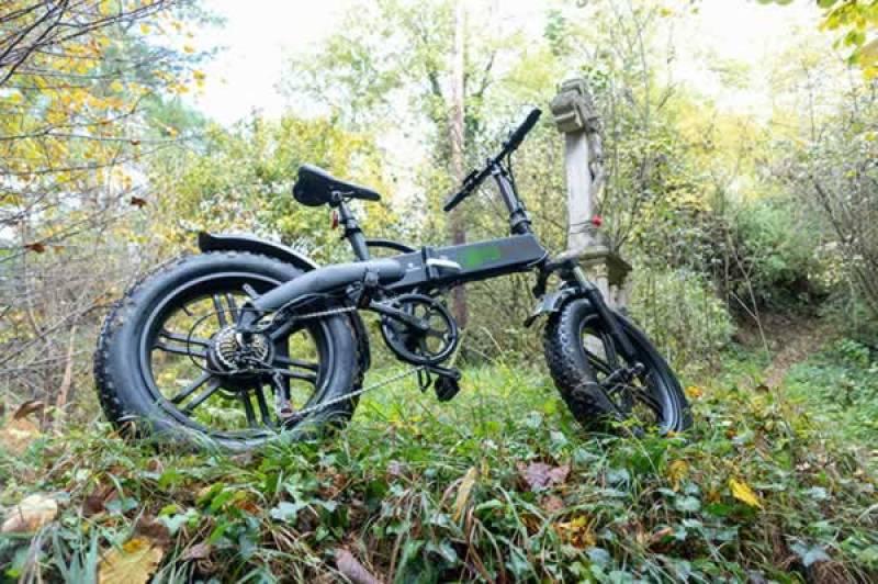 Folding electric Bike Ultra Power 500 W