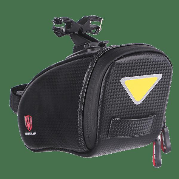 Waterproof saddle bag bicycle