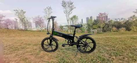 ST3IKE Foldable City Electric Bike